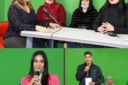 Exercice pratique pour groupe  animation et présentation TV